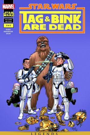 Star Wars: Tag & Bink Are Dead #2