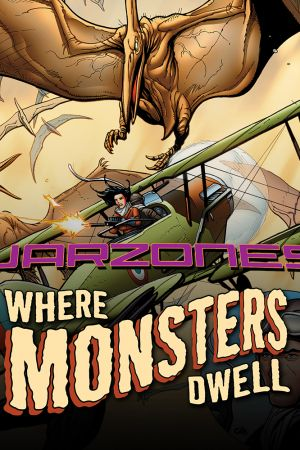 Where Monsters Dwell (2015 - Present)
