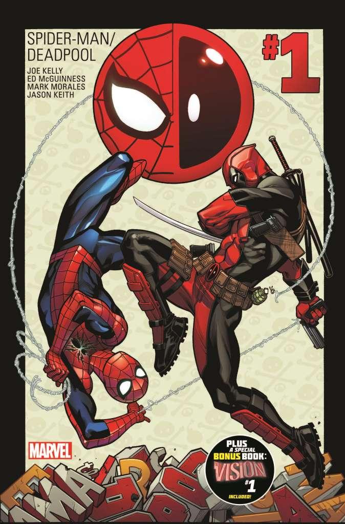 Spider-Man/Deadpool (2016) #1