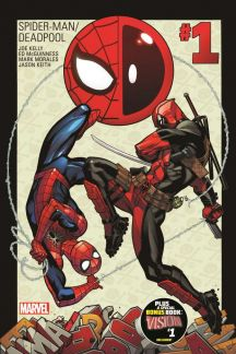 Spider-Man/Deadpool (2016) #1