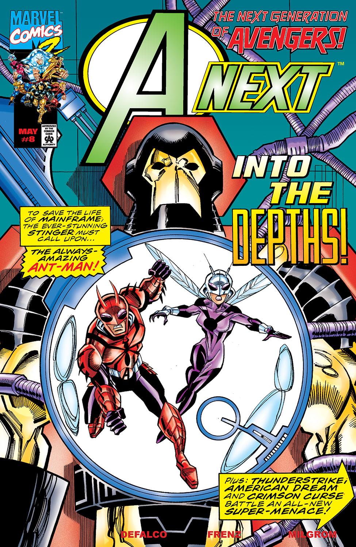 A-Next (1998) #8