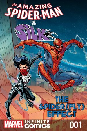 Amazing Spider-Man & Silk: The Spider(fly) Effect Infinite Comic (2016) #1