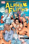 ALPHA FLIGHT (2004) #3 Cover