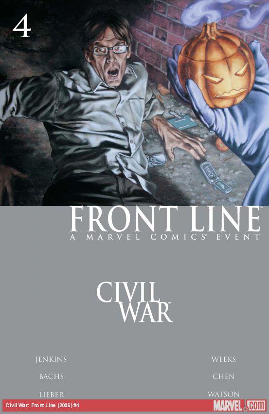Civil War: Front Line (2006) #4