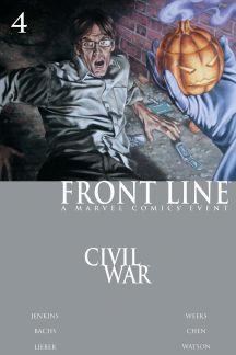 Civil War: Front Line #4