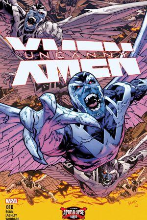 Uncanny X-Men (2016) #10