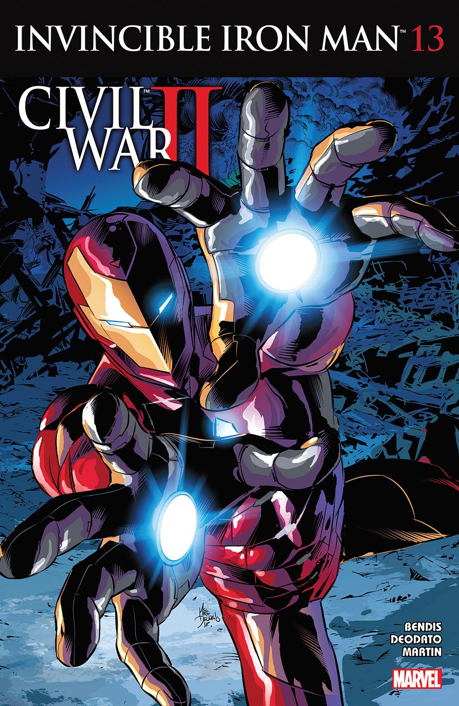 Invincible Iron Man (2015) #13