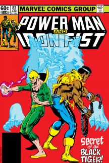Power Man and Iron Fist #82