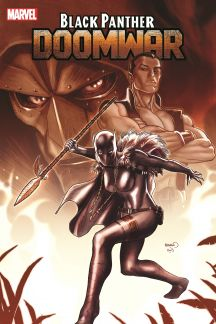 Black Panther: Doomwar (Trade Paperback)