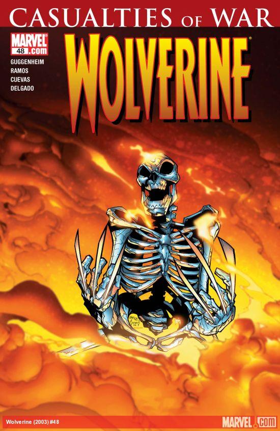 Wolverine (2003) #48