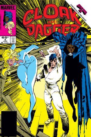 Cloak and Dagger (1985) #4