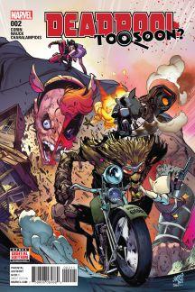 Deadpool: Too Soon? #2