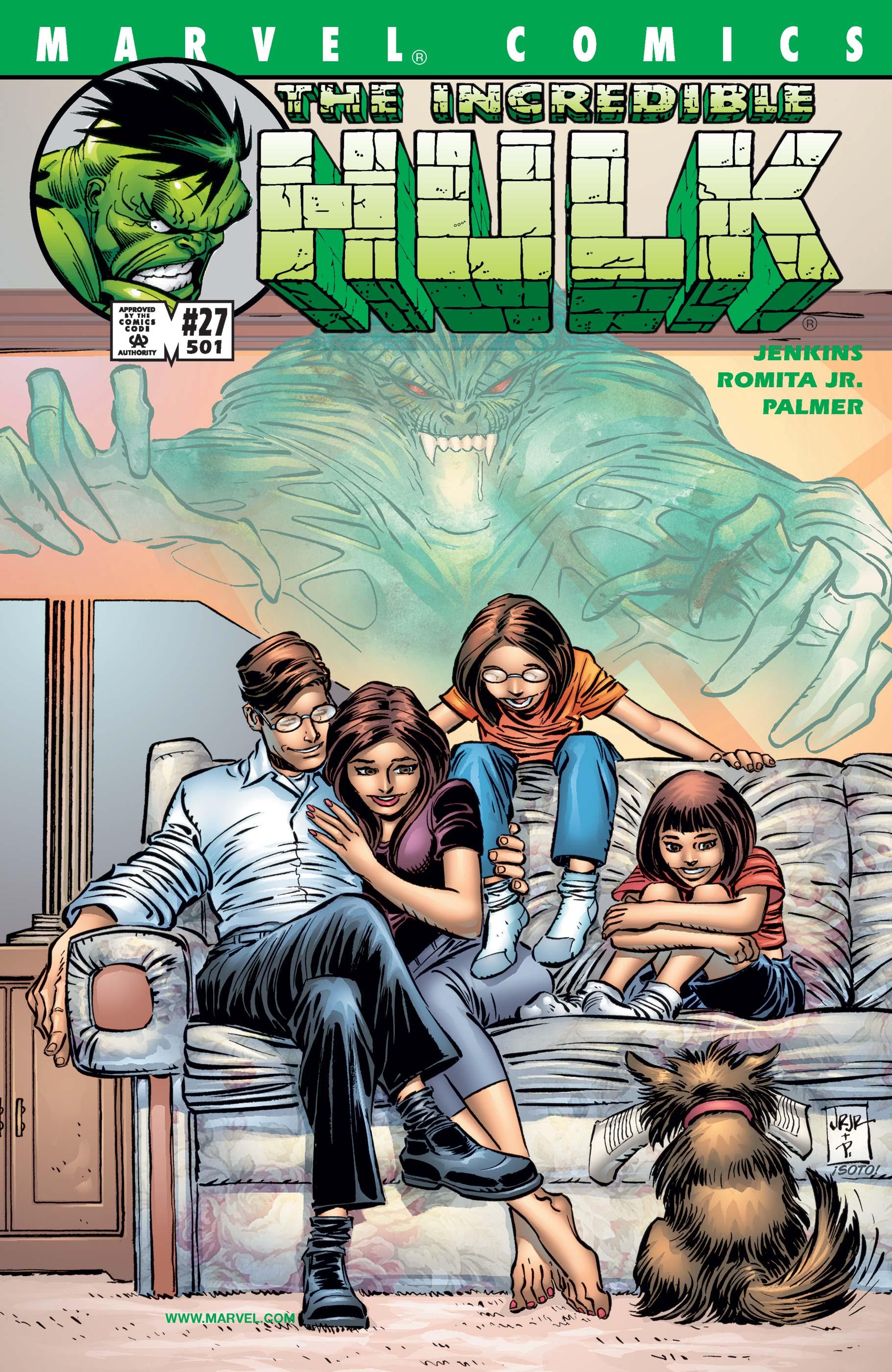 Incredible Hulk (1999) #27