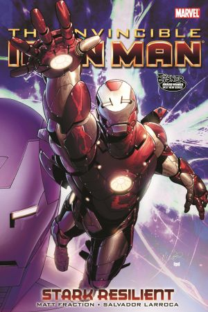 Invincible Iron Man Vol. 5: Stark Resilient Book 1 (Hardcover)