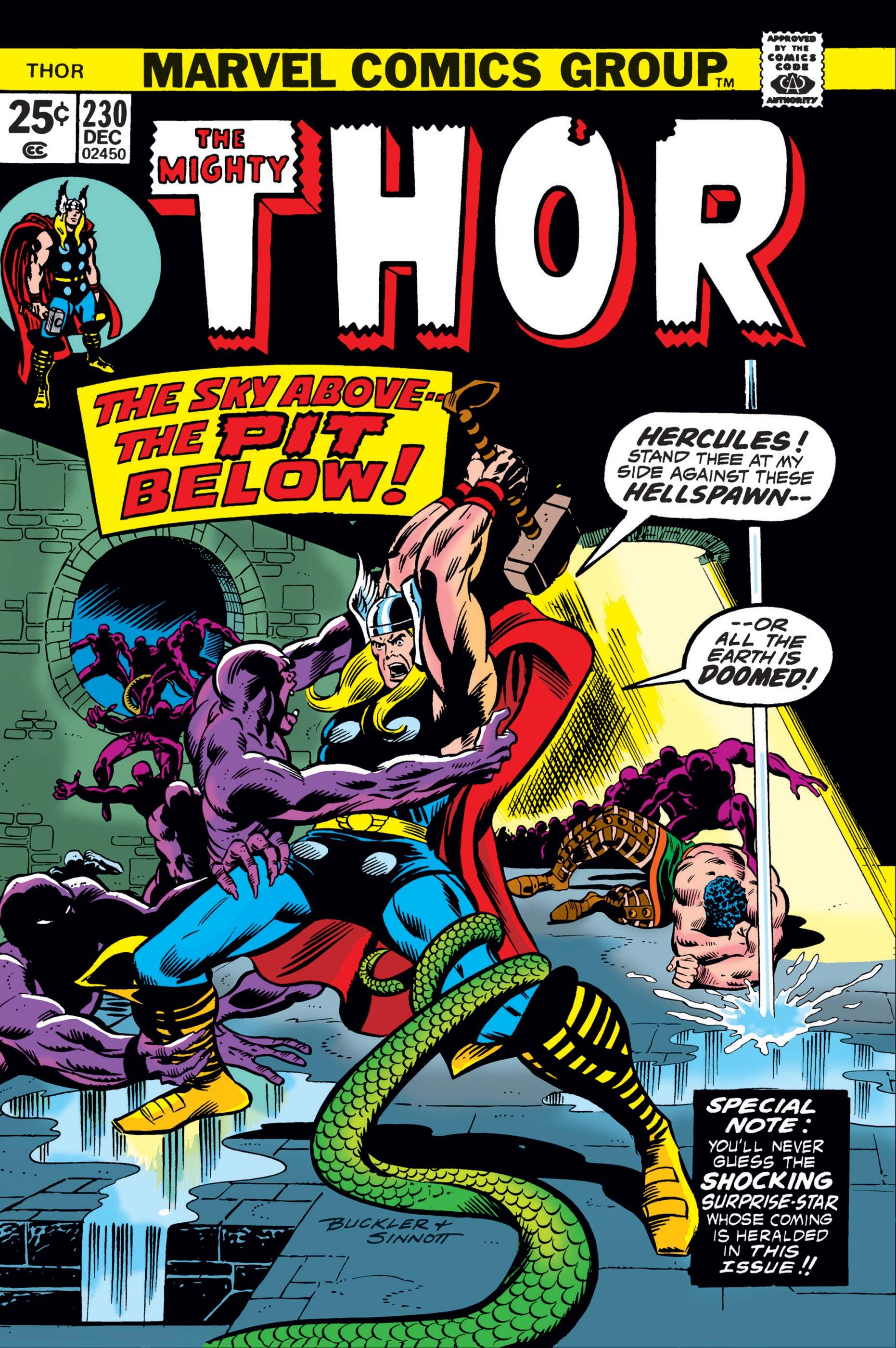 Thor (1966) #230