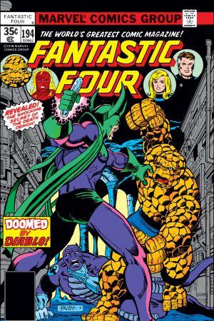 Fantastic Four (1961) #194