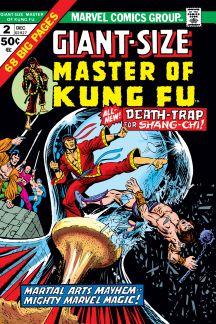 Giant-Size Master of Kung Fu #2