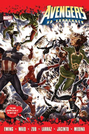 Avengers: No Surrender (Hardcover)