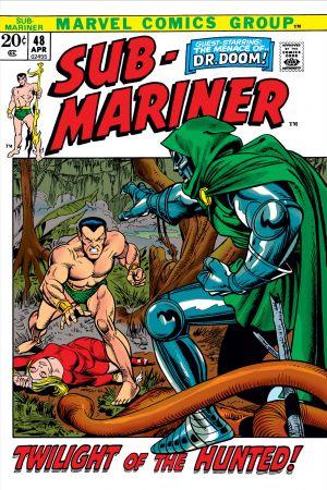 Sub-Mariner #48