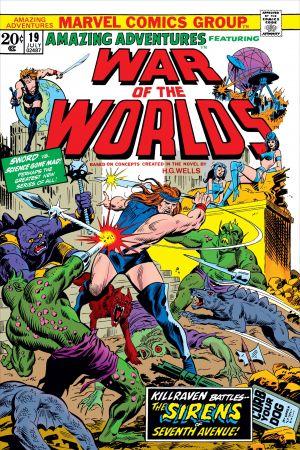 Amazing Adventures (1970) #19