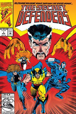 Secret Defenders (1993) #1