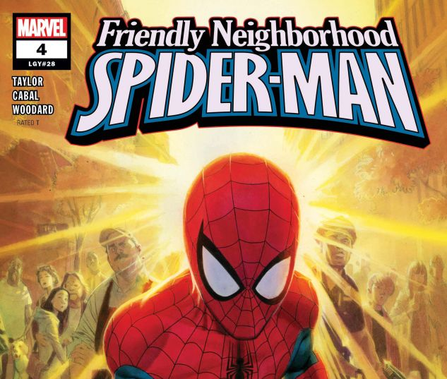 Friendly Neighborhood Spider-Man (2019) #4