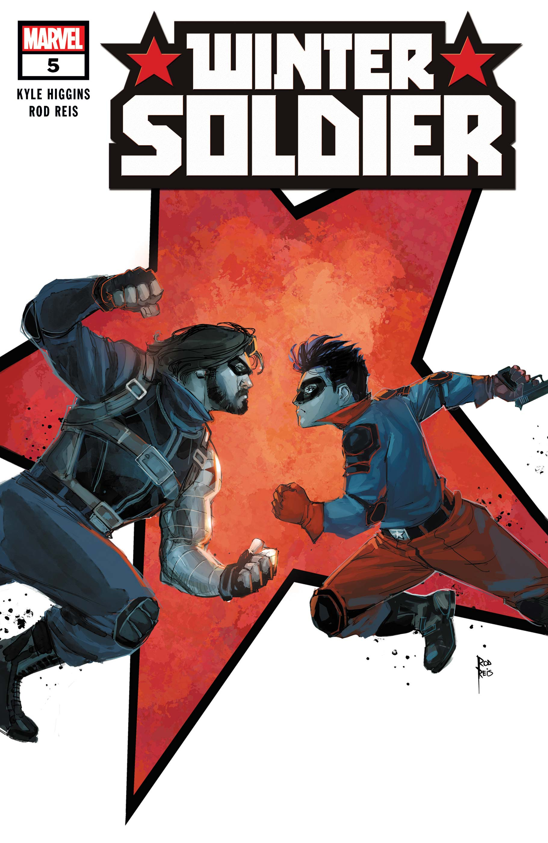 Winter Soldier (2018) #5