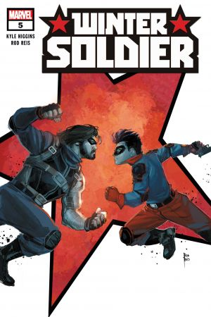 Winter Soldier #5