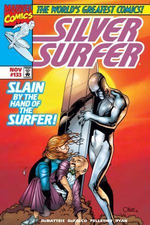 Silver Surfer (1987) #133