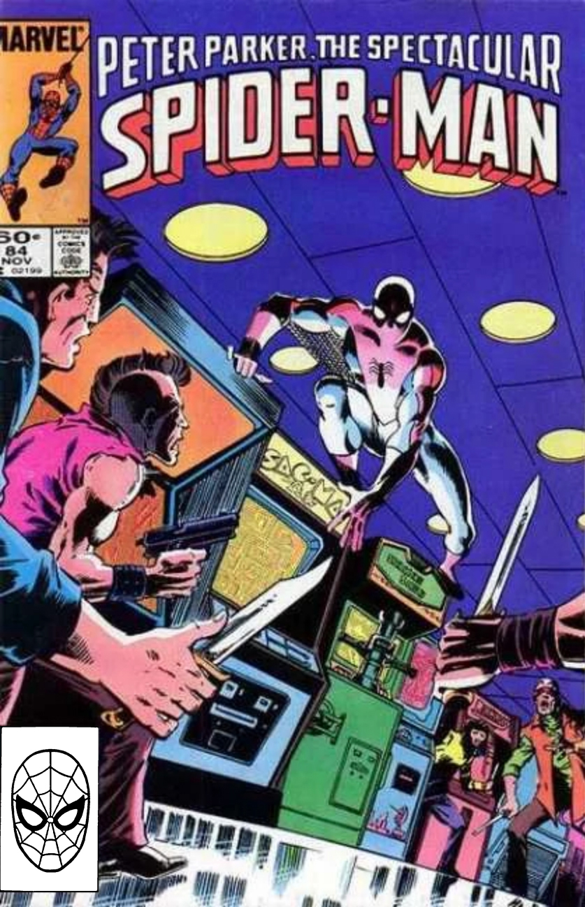 Peter Parker, the Spectacular Spider-Man (1976) #84