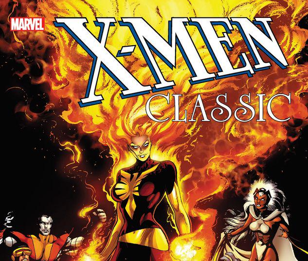 X-MEN CLASSIC: THE COMPLETE COLLECTION VOL. 2 TPB #2