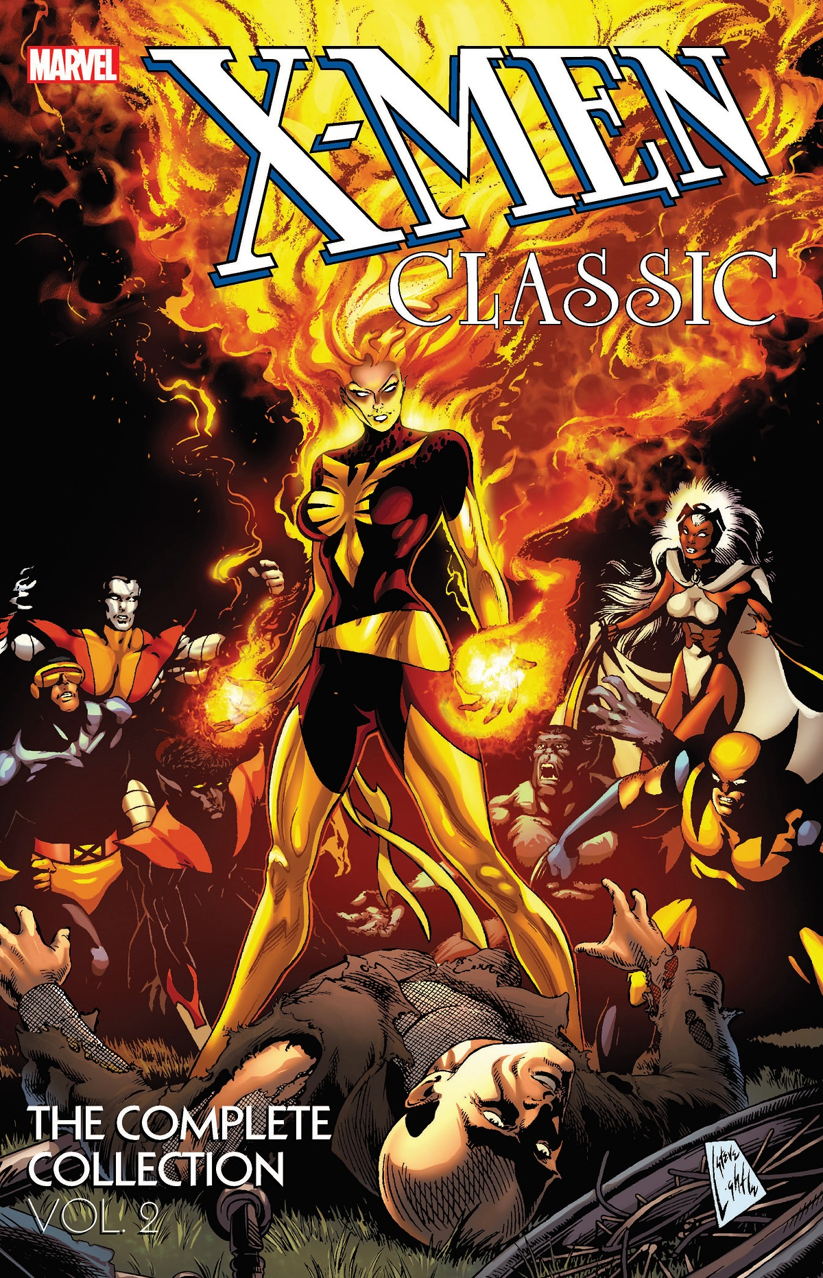 X-Men Classic: The Complete Collection Vol. 2 (Trade Paperback)