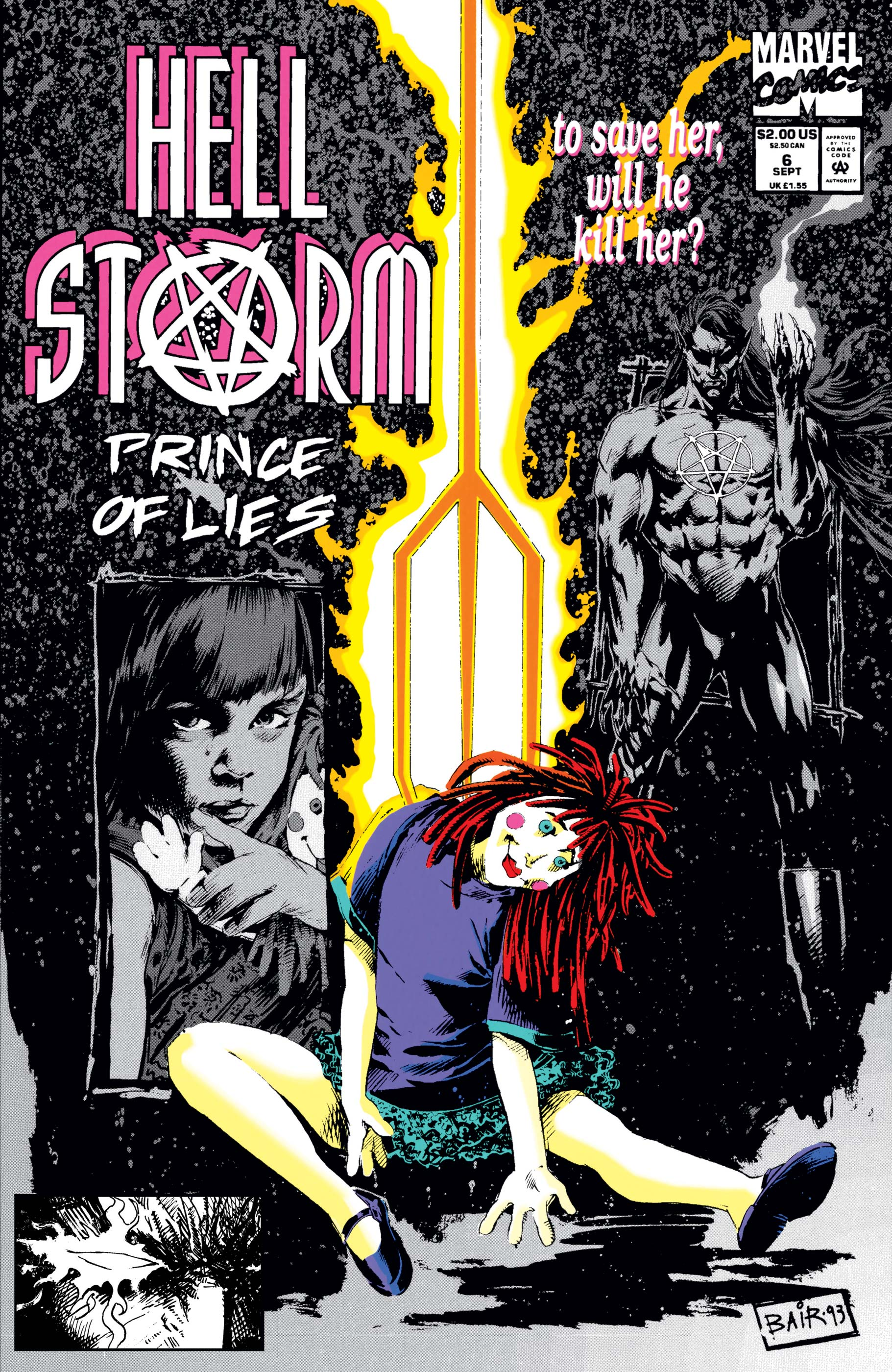 Hellstorm: Prince of Lies (1993) #6