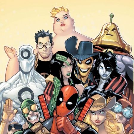 Deadpool Corps: Rank and Foul (2010)