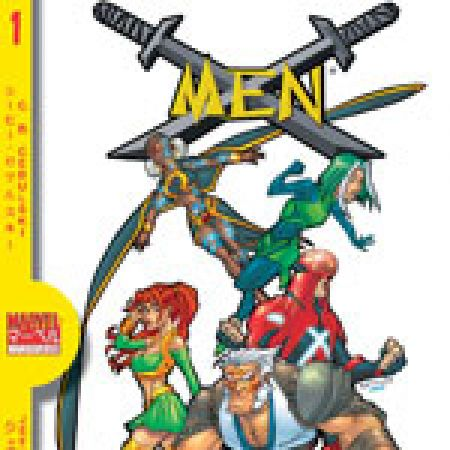 MARVEL MANGAVERSE: X-MEN 1 (2002)