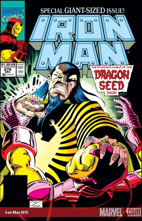 Iron Man (1968) #275