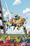 THE AGE OF THE SENTRY #4