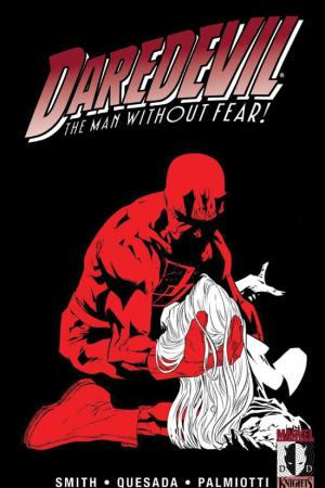 Daredevil Visionaries: Kevin Smith (Daredevil Vol. I: Guardian Devil) (Trade Paperback)