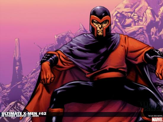 Ultimate X-Men (2000) #62 Wallpaper