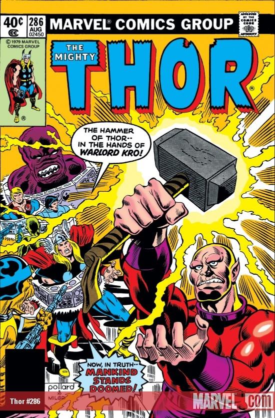 Thor (1966) #286