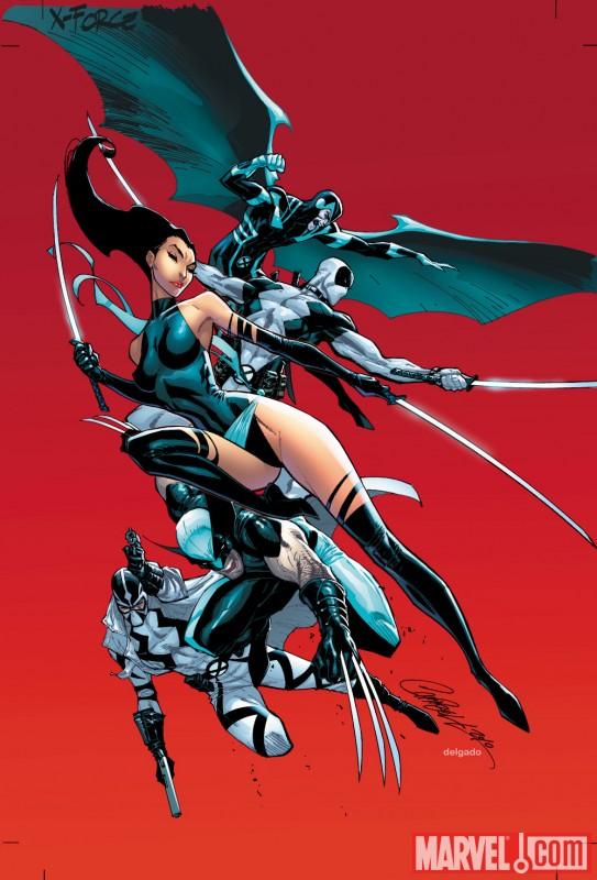 Wolverine  X-Force...