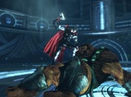 Thor: God of Thunder Xbox 360 screenshot
