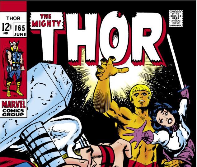Thor (1966) #165