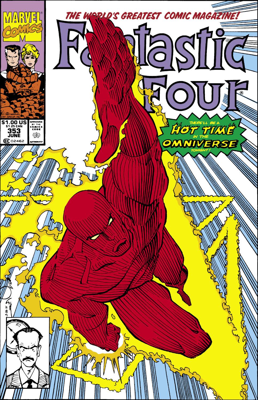Fantastic Four (1961) #353