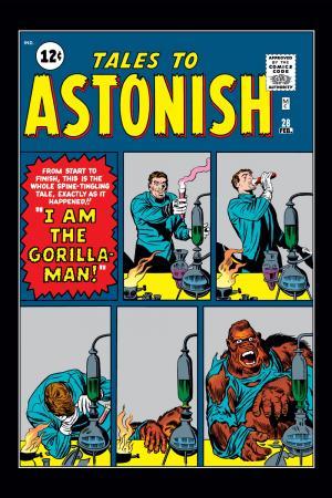 Tales to Astonish (1959) #28
