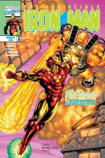 Iron Man (1998) #4