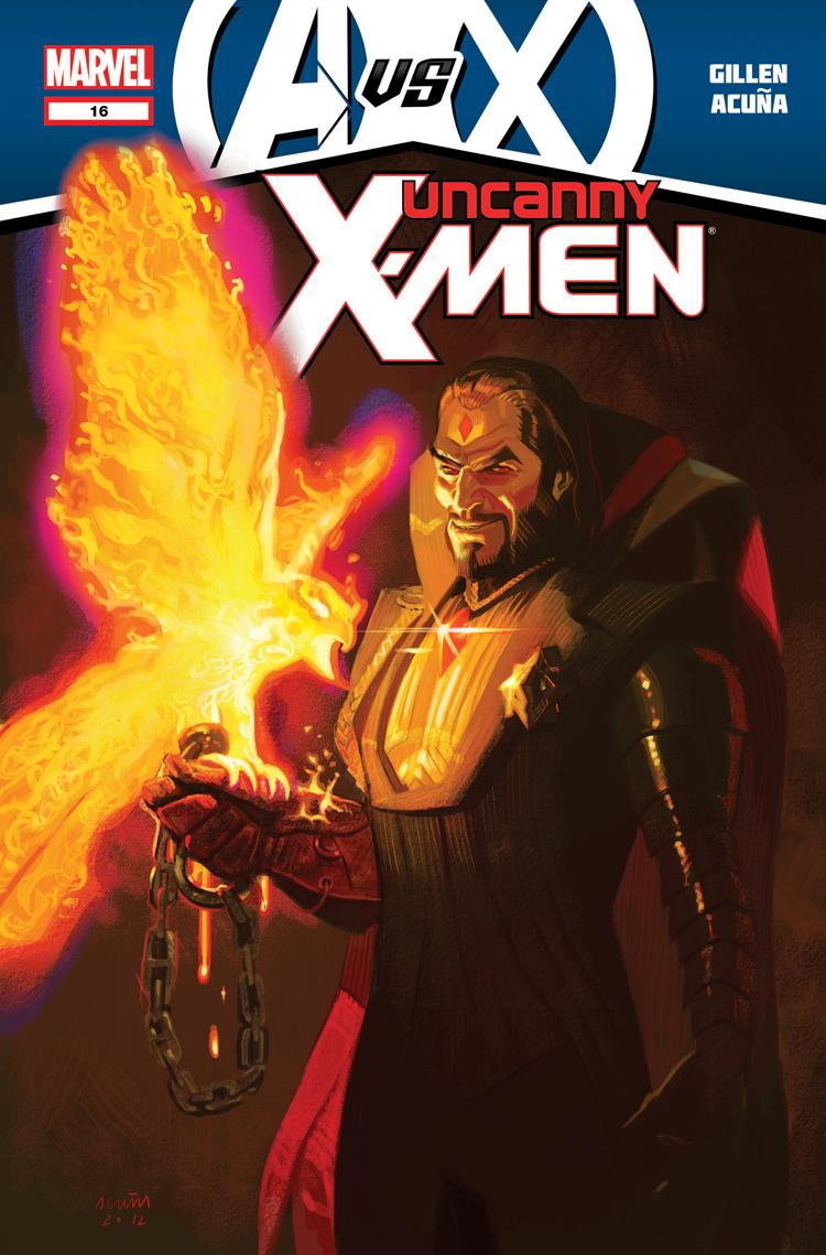 Uncanny X-Men (2011) #16