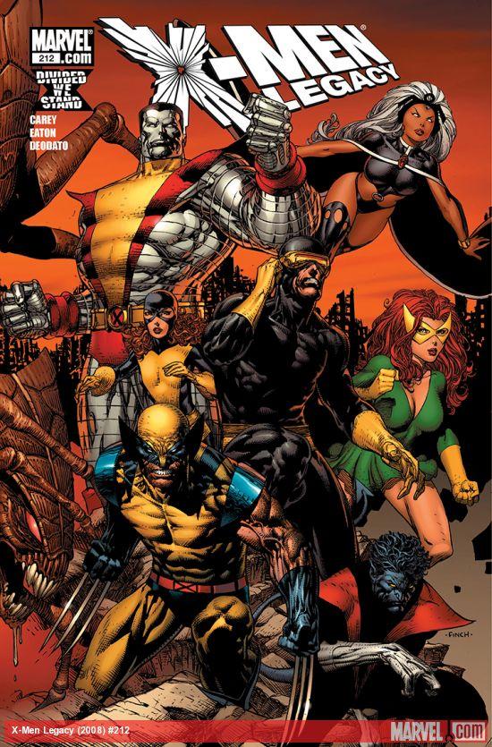 X-Men Legacy (2008) #212