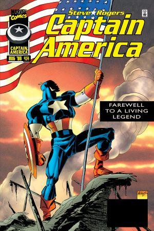 Captain America #454