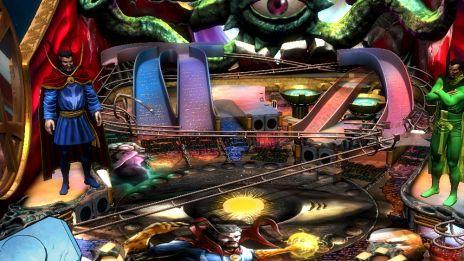 Marvel Pinball: Doctor Strange